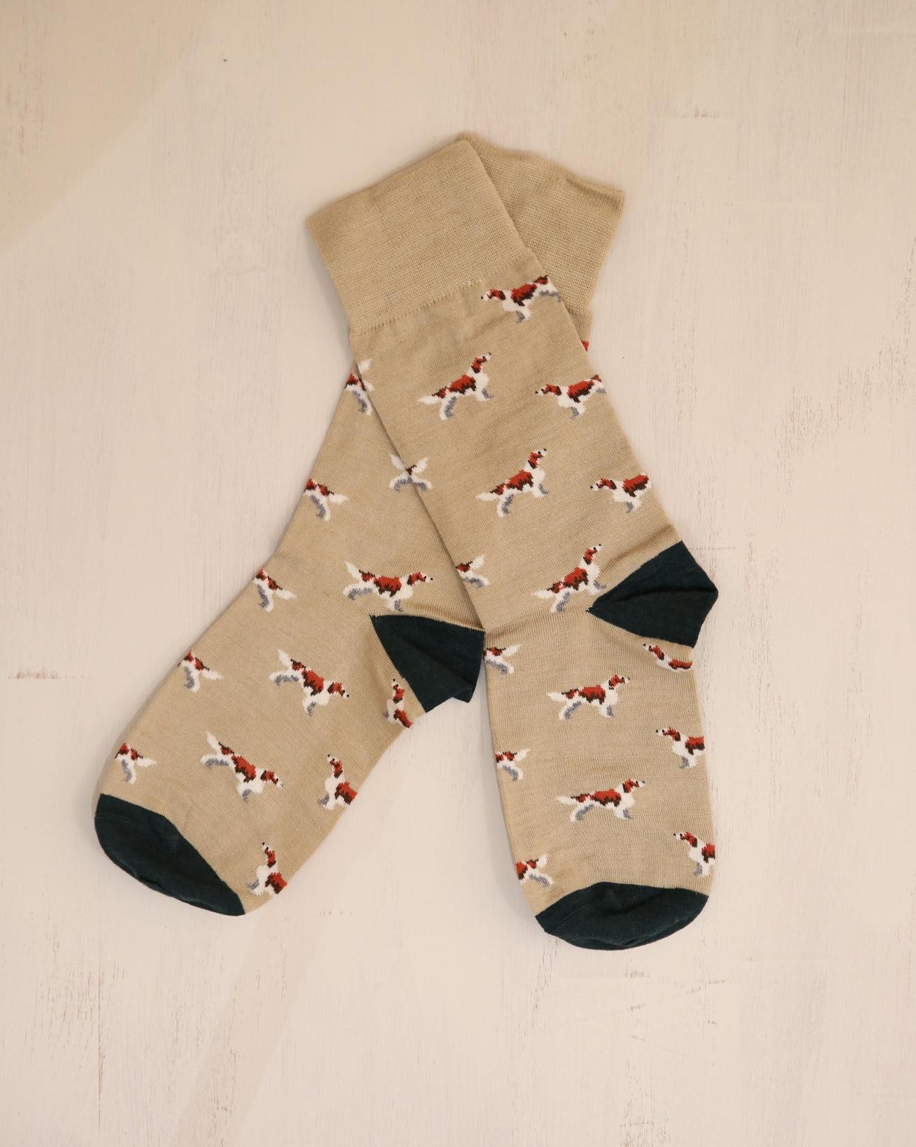 Ladies Fine Merino Sock - Size Medium - Alfie - 2325