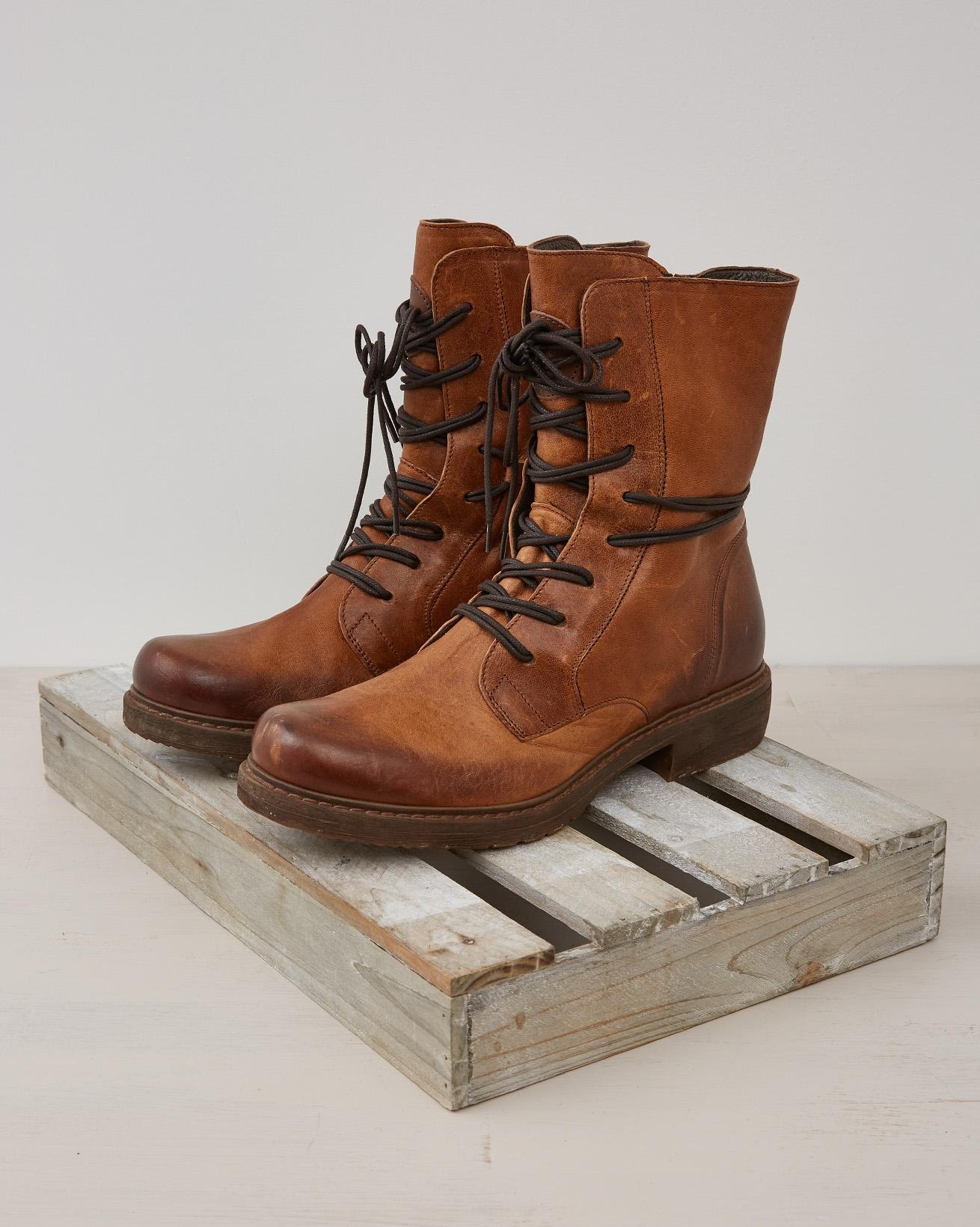 Derby Boot - Antique Brown - Size 40 - 2443