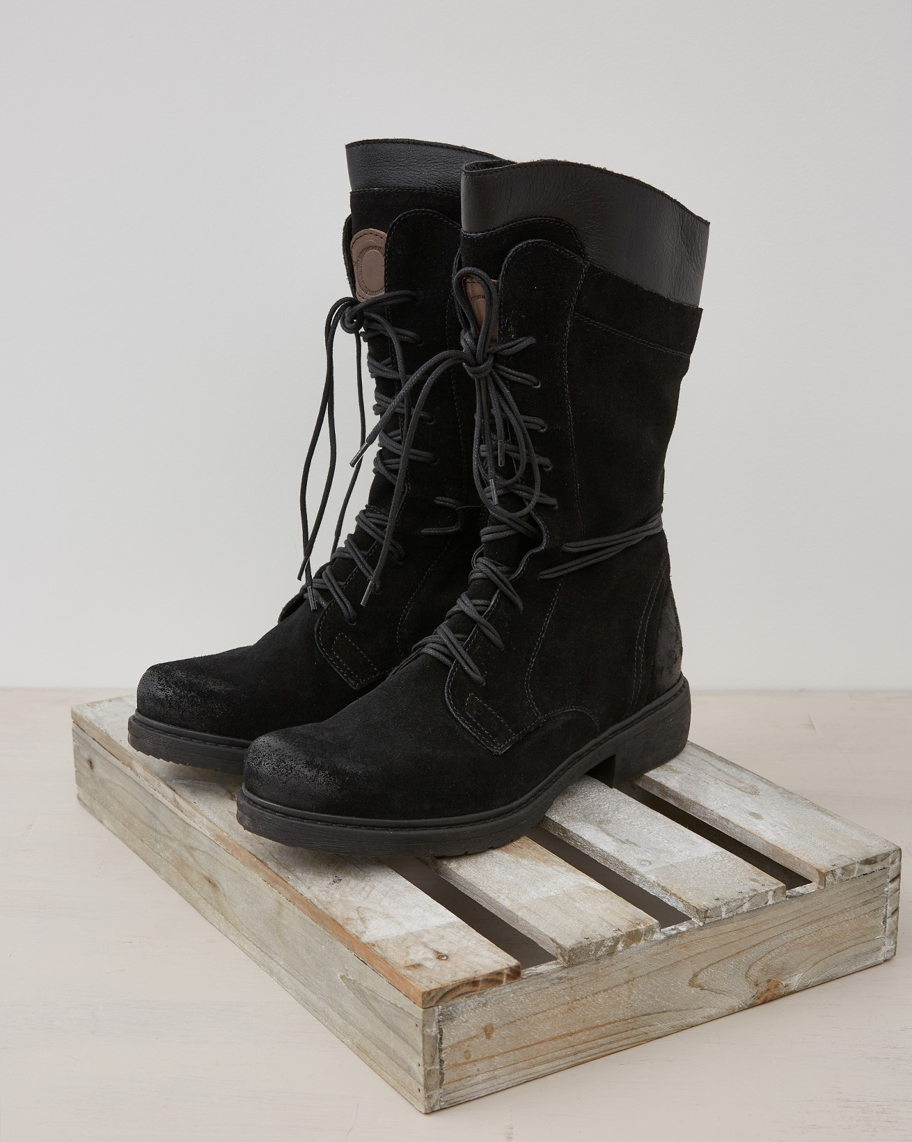 Woodsman Boot - Black - Size 39 - 2449