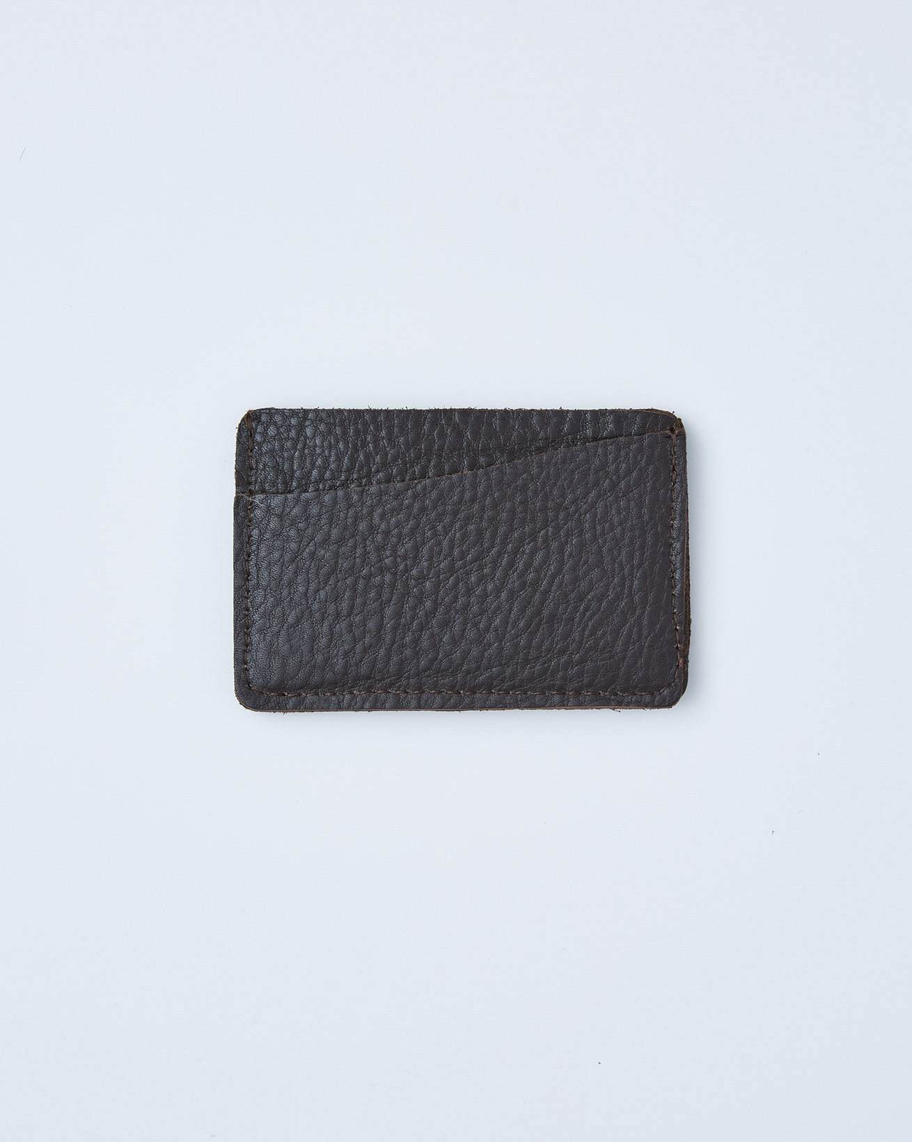 Leather Card Wallet - One/Size - Tanners Brown - 2411