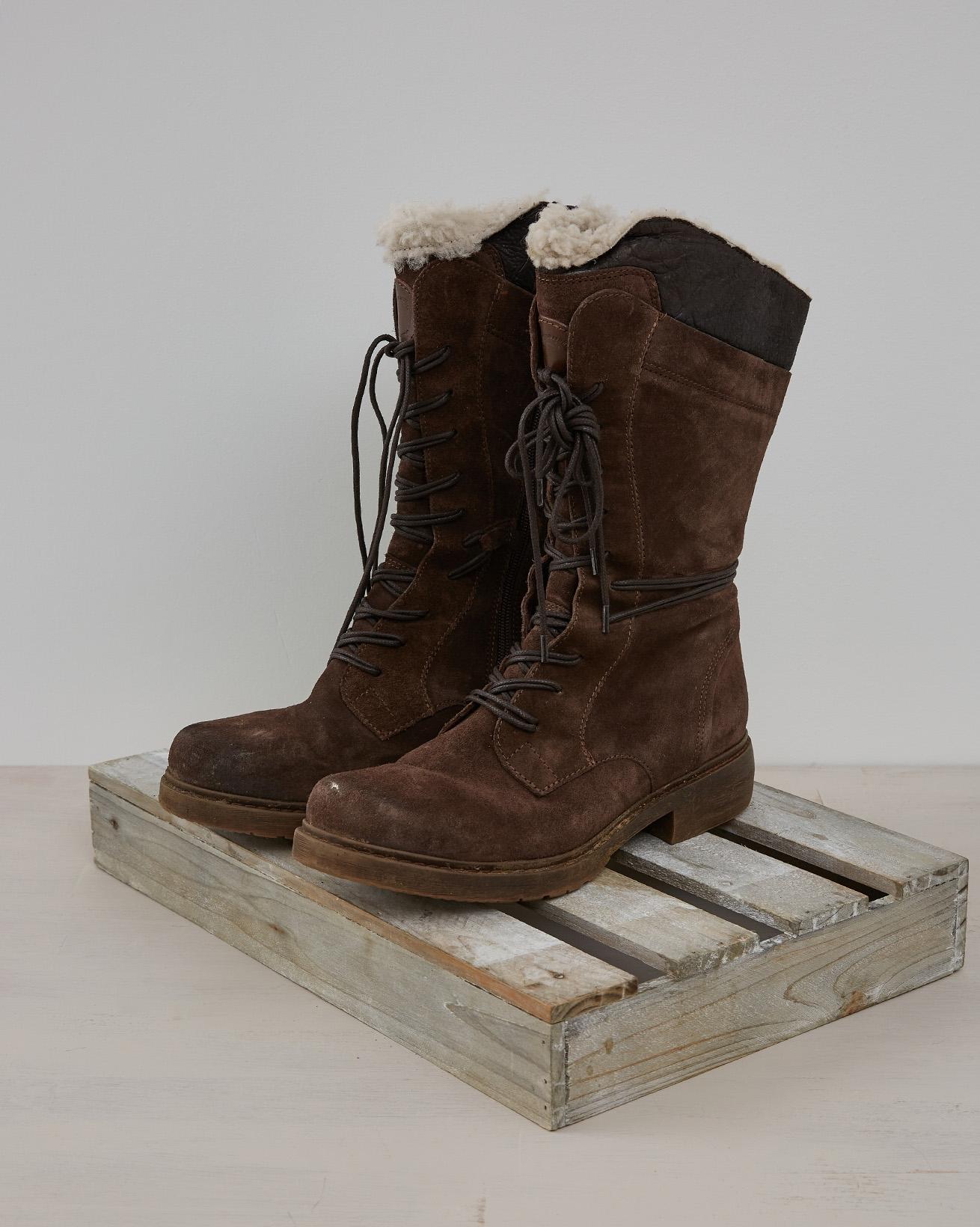 Woodsman - Brown - Size 38 - 2576