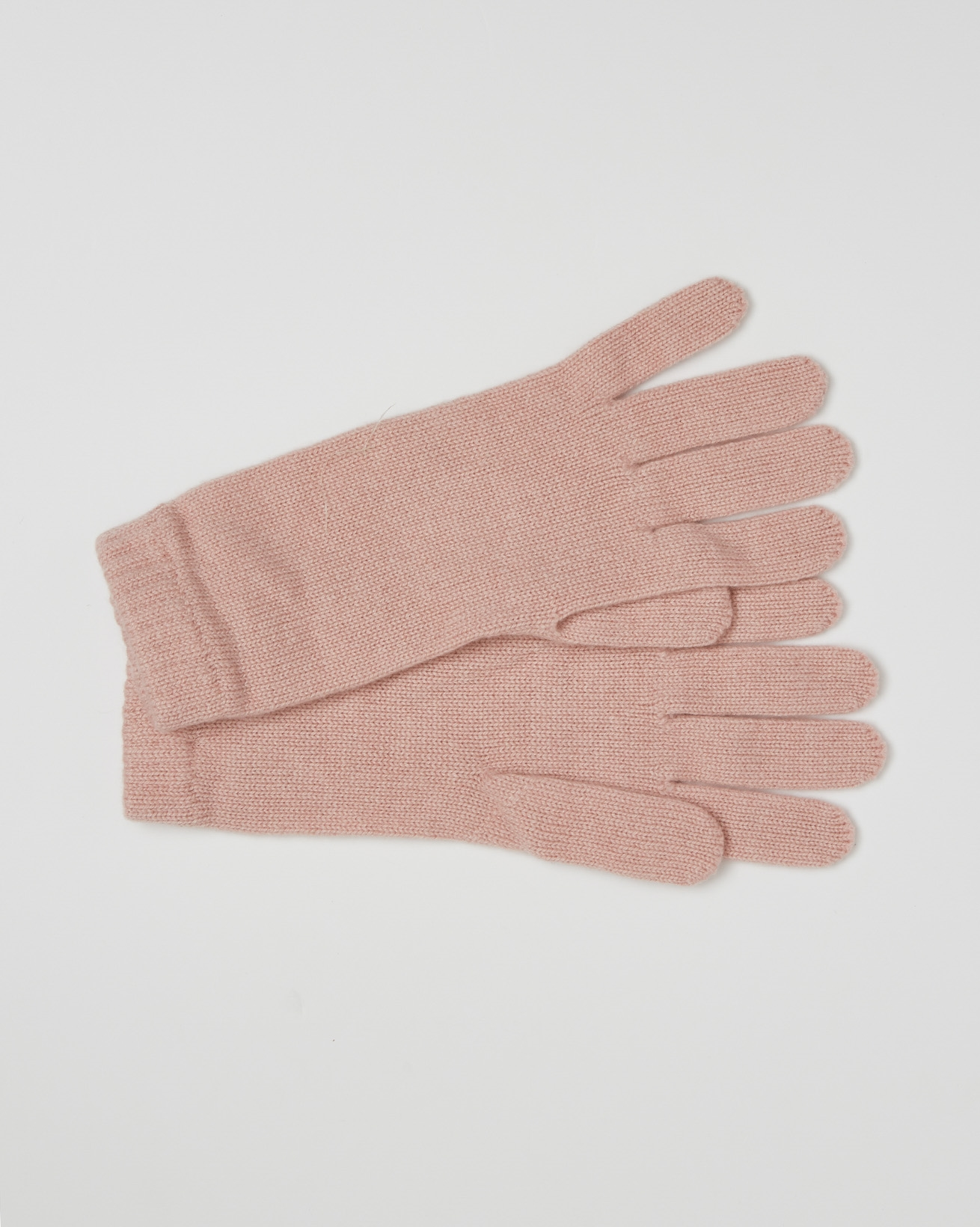 Cashmere Gloves - Pink - One Size - 2614