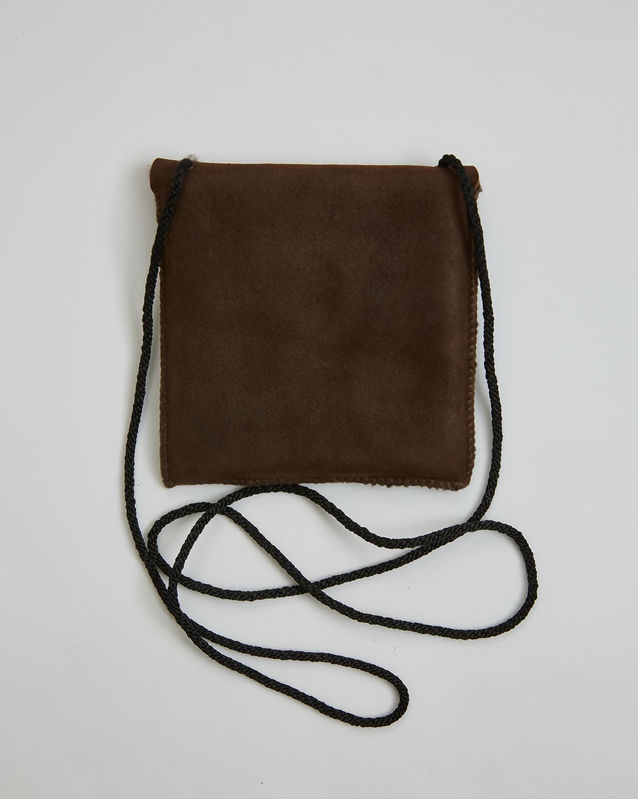 2774-sheepskin purse - brown - one size - back.jpg