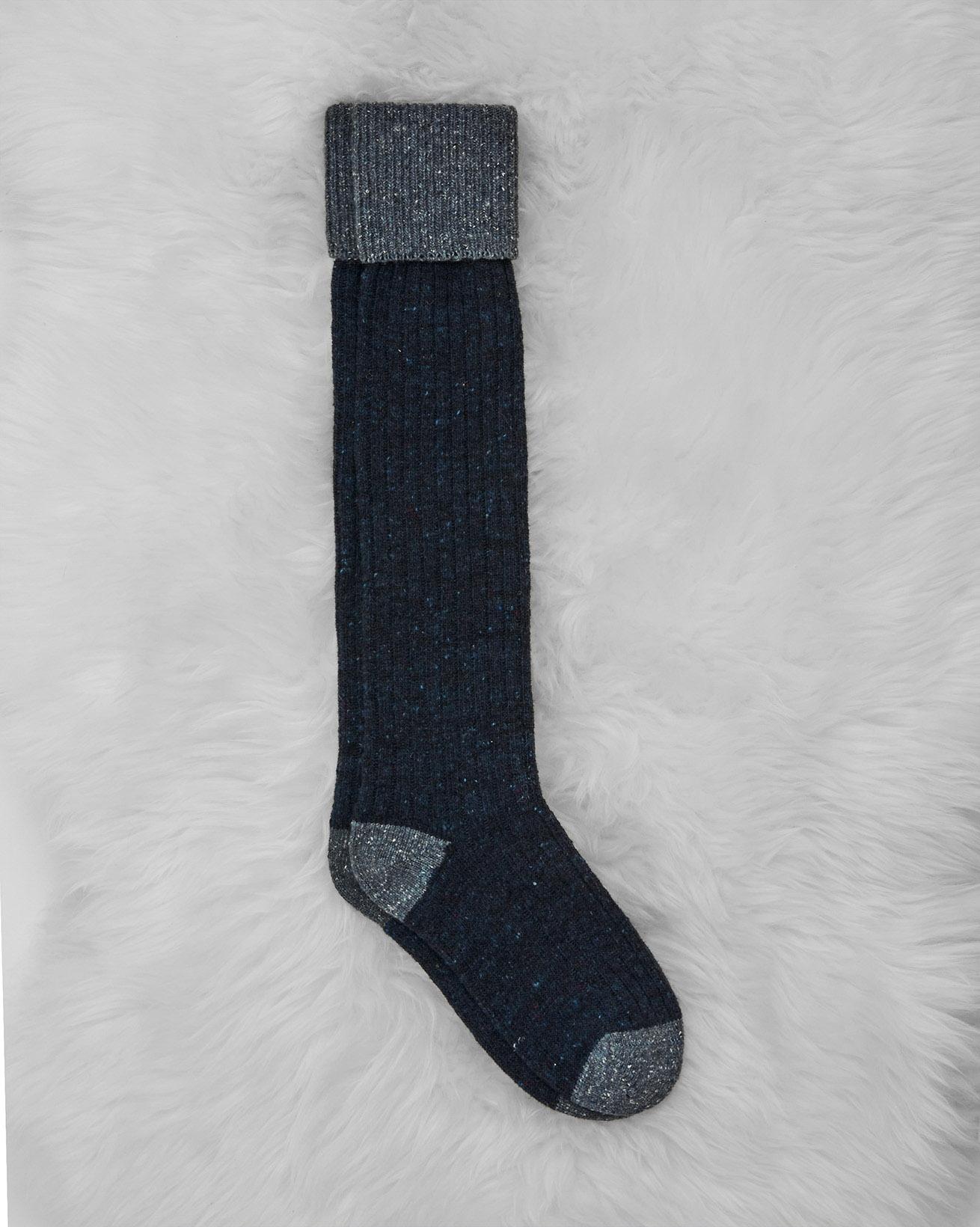 Ladies Donegal Boot Sock