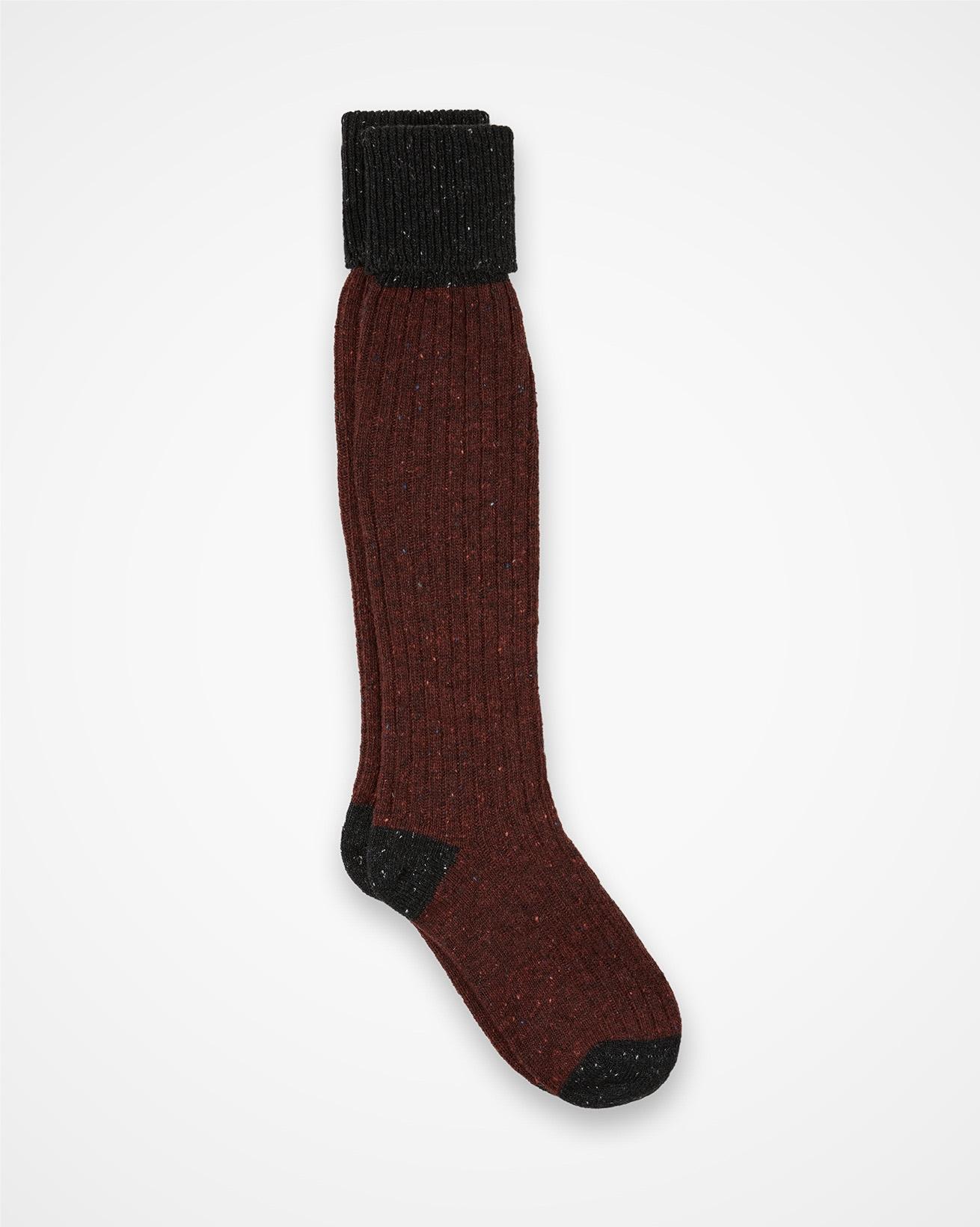 Mens Donegal Boot Sock