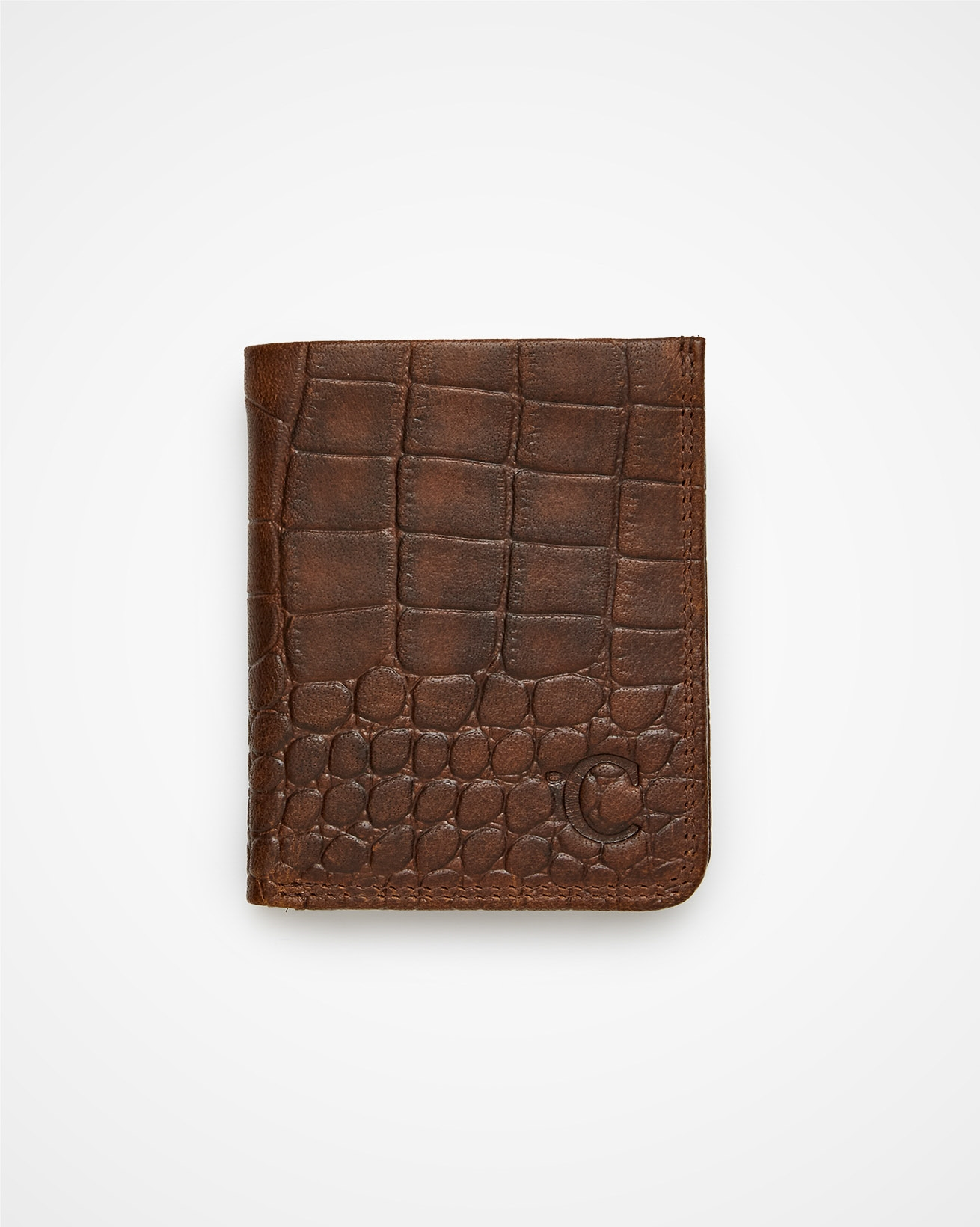 Leather Fold Wallet