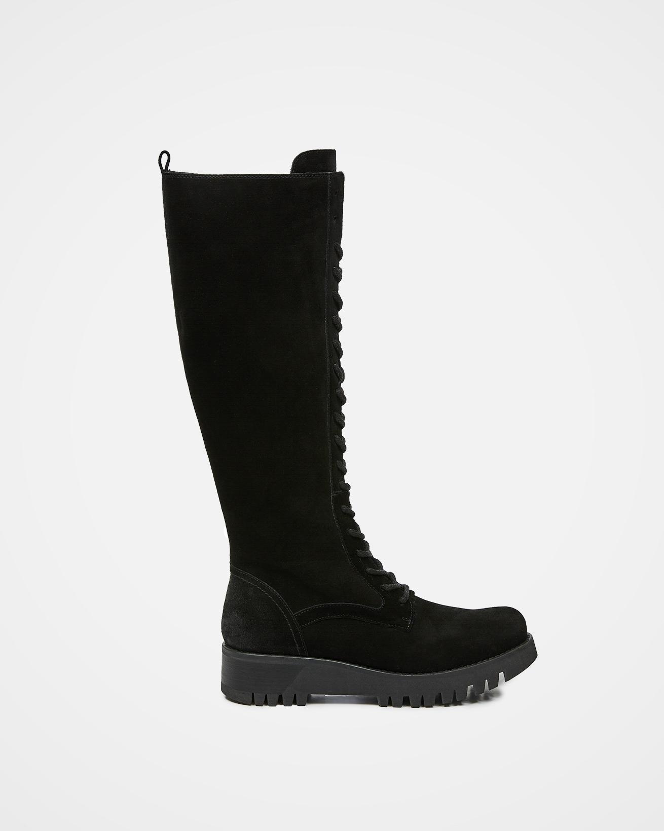 Wilderness Knee High Boots