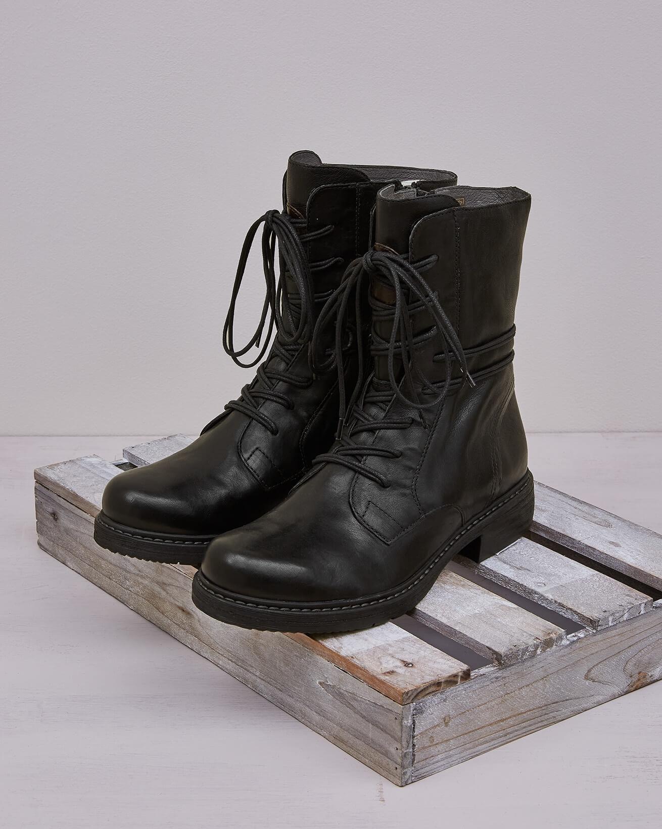Ladies Derby Boots