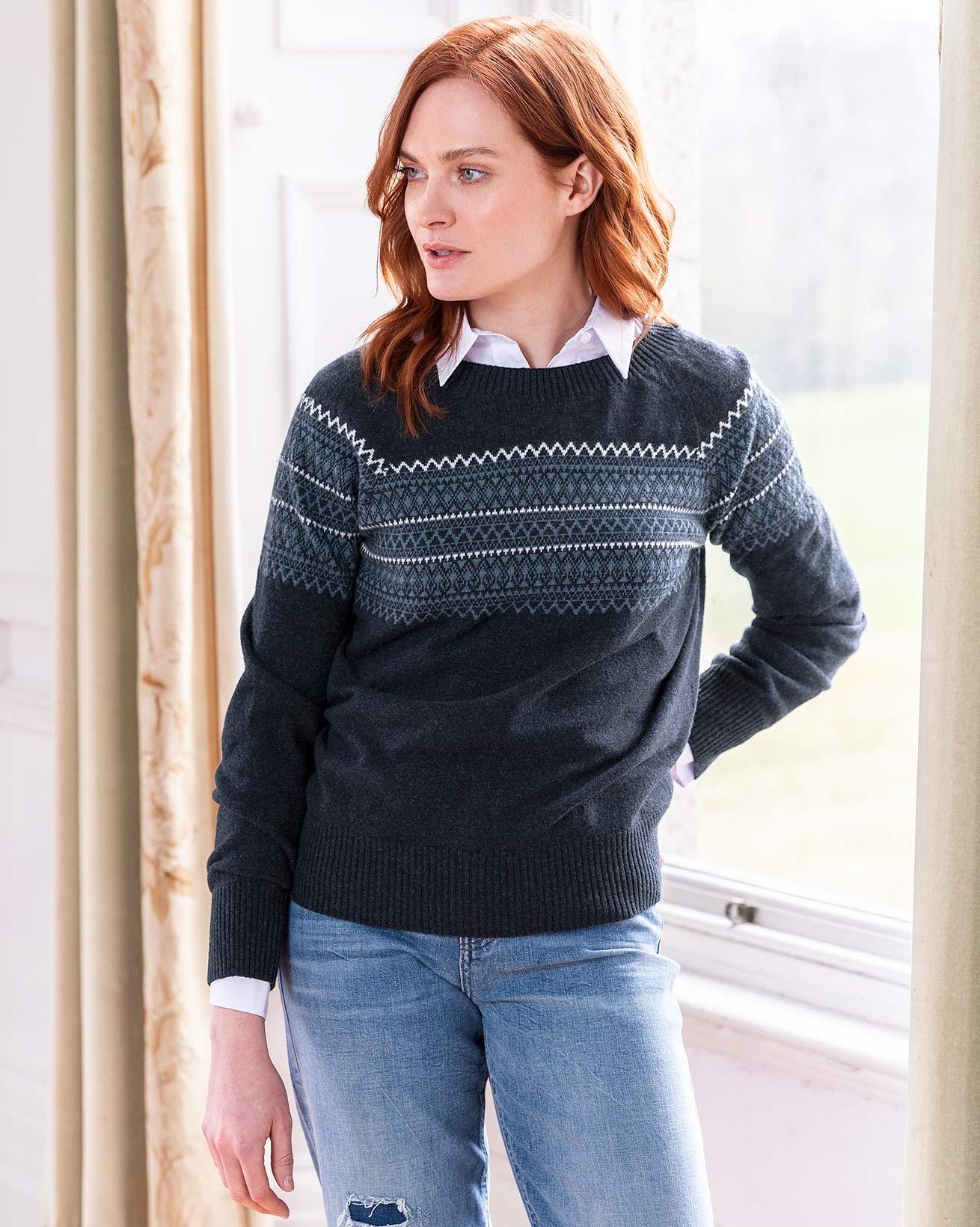 Supersoft Crew Neck Sweater