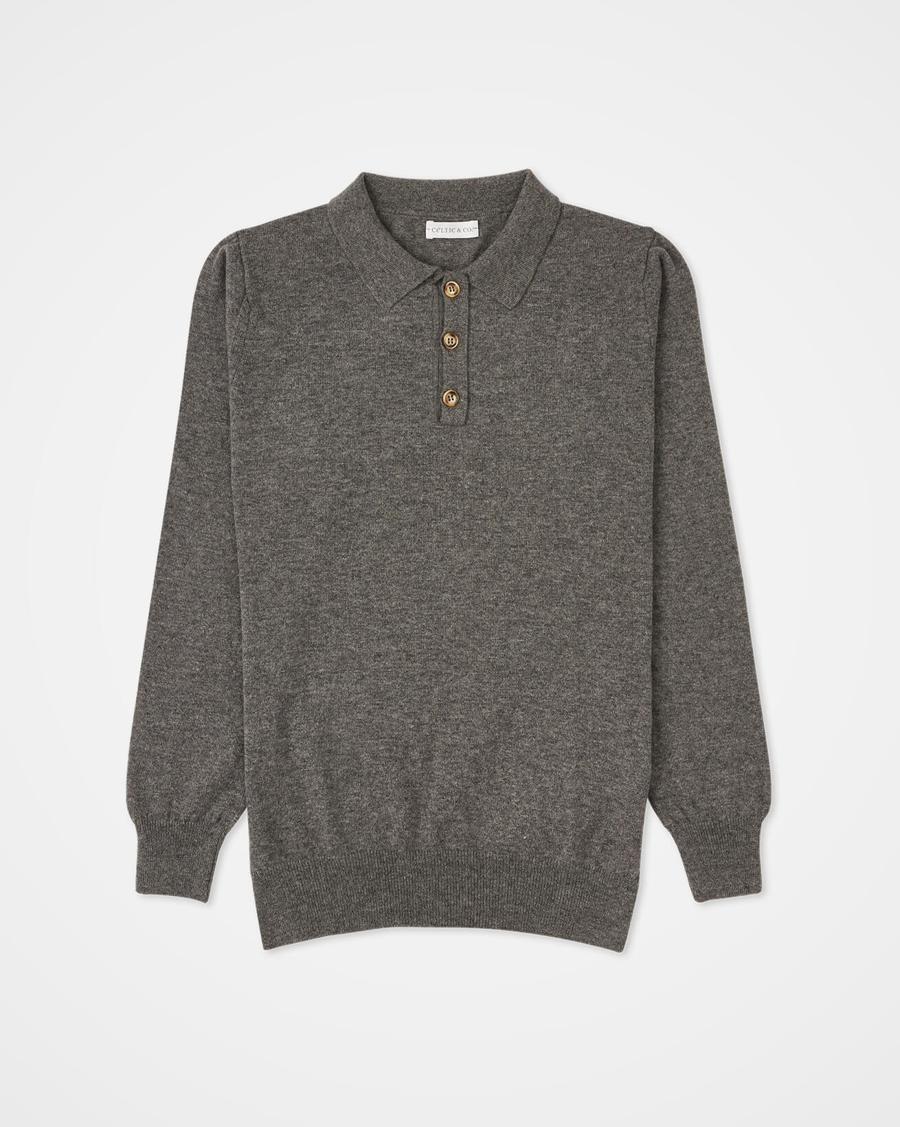 Men's Supersoft Polo Sweater