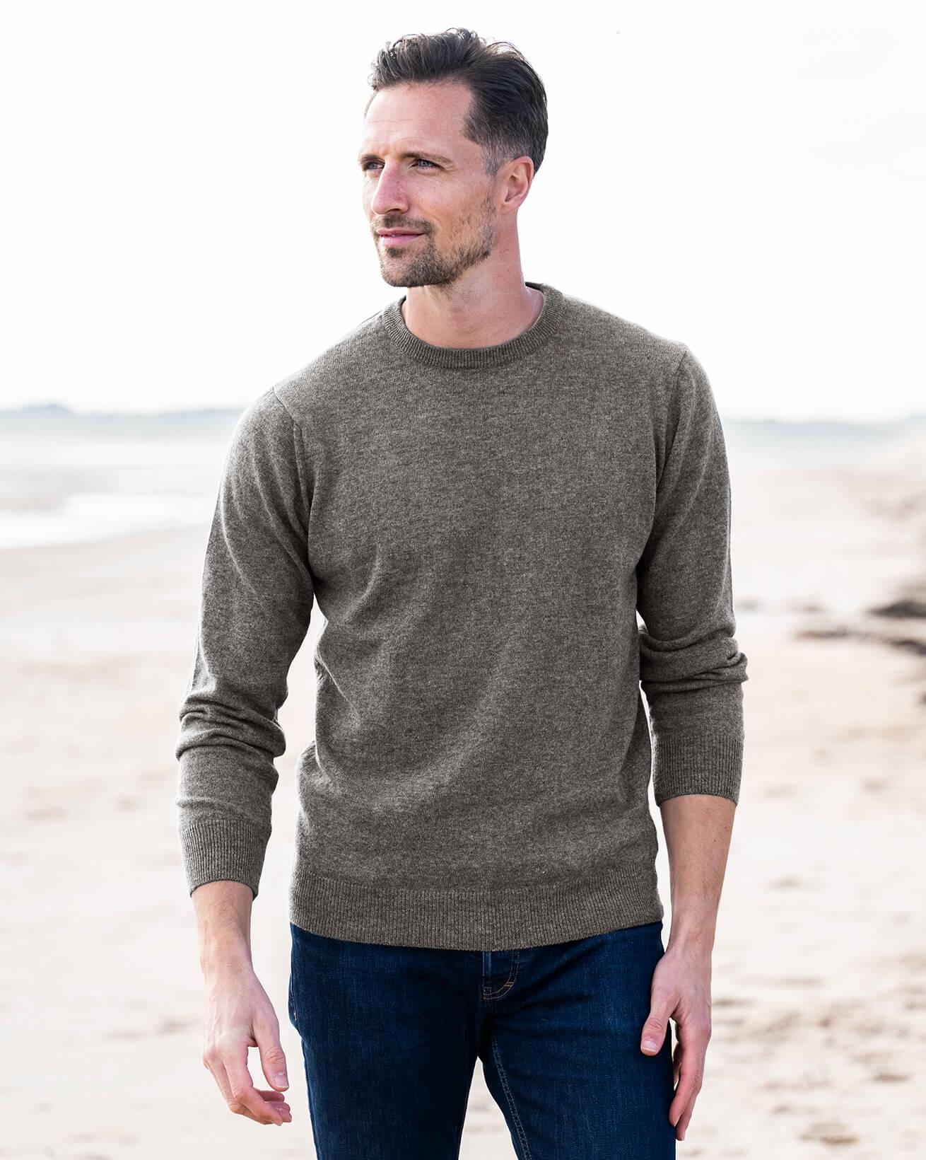 Men's Supersoft Crew Sweater