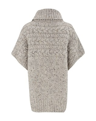 7028 DONEGAL CAPE_SILVER GREY MARL_BACK_AW15.jpg