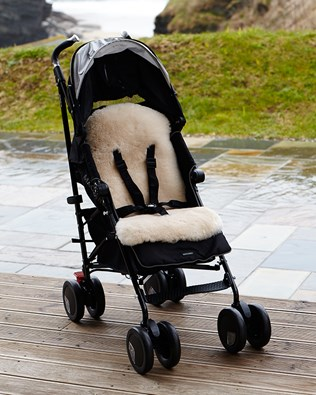 Sheepskin Pushchair Liner
