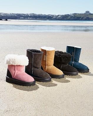Mini Celt Boots
