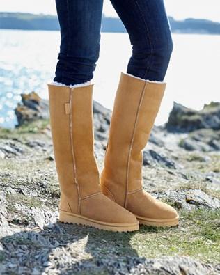 Celt Knee Boots