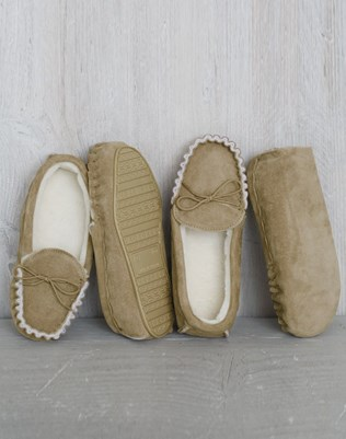 Loafer Moccasins - Soft Sole