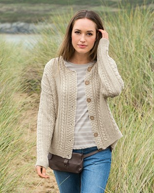 Women's Cardigans | Sustainable British Fashion | Celtic & Co
