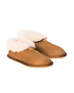 2100 sheepskin bootee slipper_spice_pair3 a.jpg