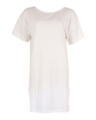 Beach Dress – Size Medium – White