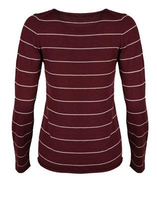 7036_fine knit merino crew neck_berry deep stripe_back_aw17.jpg