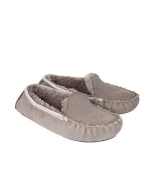 Dena Moccasins - Size 7 - Light Grey - 801