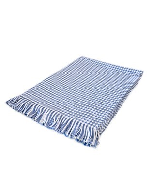 7435_extra fine merino wool throw_blue houndstooth_side_aw17.jpg