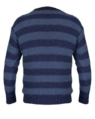 7055_mens blue stripe jumper_back_aw17.jpg