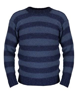 7055_mens blue stripe jumper_front_aw17.jpg