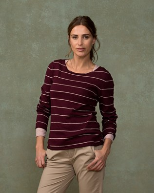 Fine Knit Merino Sweater