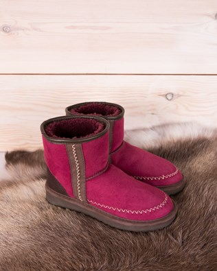 Moccasin Shortie Boot