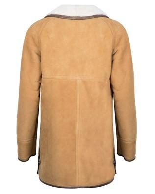 7457_leather trim sheepskin coat_back_2_aw17.jpg
