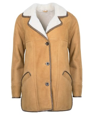 7457_leather trim sheepskin coat_front_2_aw17.jpg