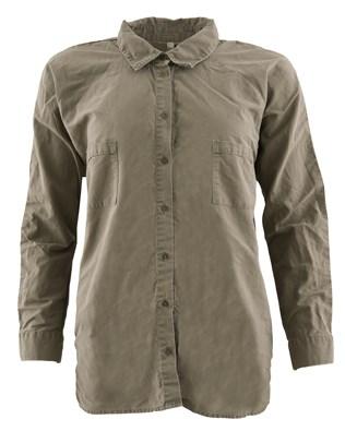 Hartley Casual Shirt - Size Medium - Khaki