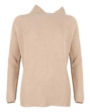 478- funnel neck jumper- small- oatmeal- front.jpg