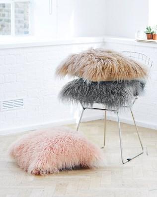 Mongolian Cushion