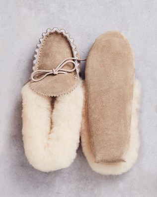 Lounger Moccasins - Soft Sole