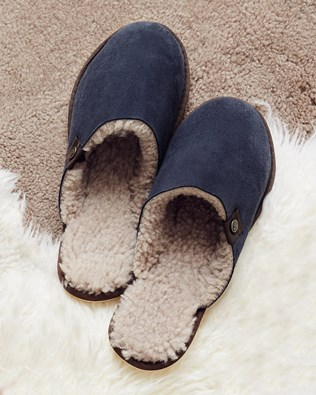 Women's Sheepskin Mule Slippers