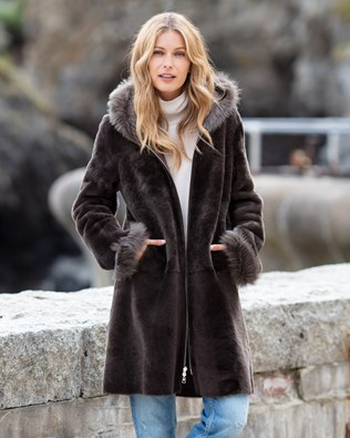 Jackets For Women Women S Sheepskin Coats Celtic Amp Co