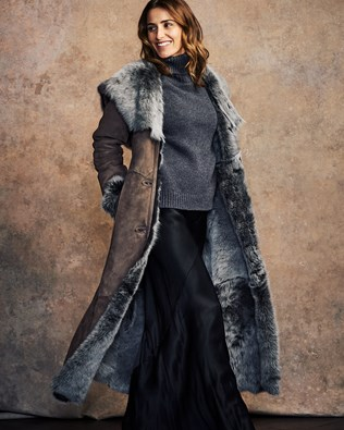 Hooded Toscana Coat