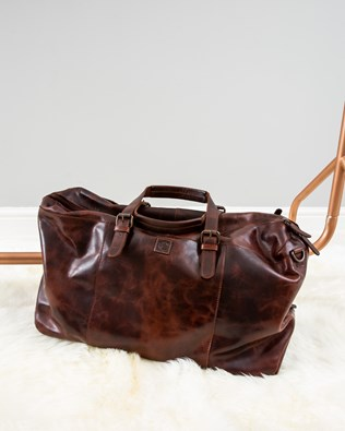 Burnished Holdall
