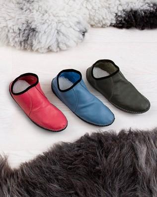 3ef180d47e3 Sheepskin Slippers