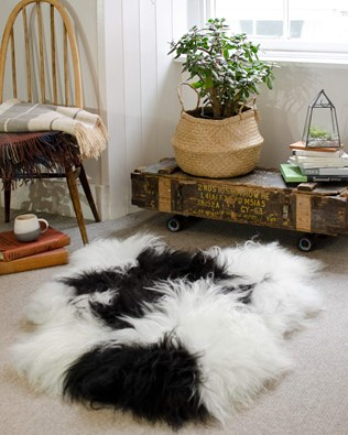 Icelandic Long Wool Rug