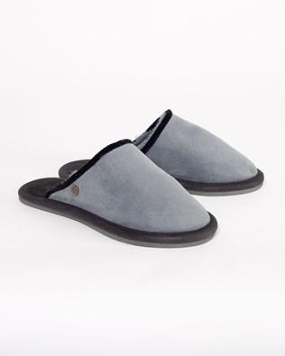 Bound Mules - Size 7 - Dark Grey - 997