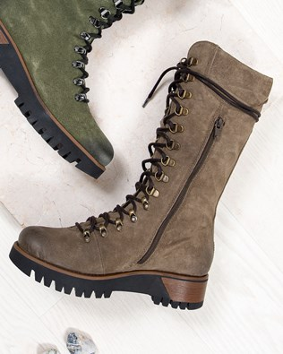 Wilderness Boots