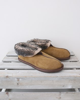 Bootie Slipper - Size 6 - Spice Tipped - 1364