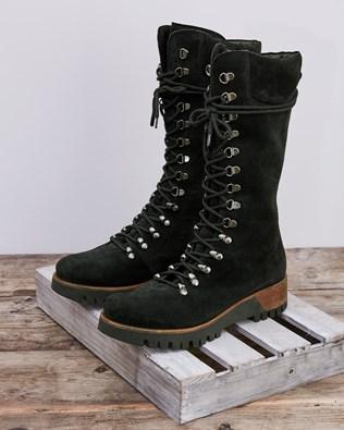 Wilderness Boots - Black - Size 40 - 2587