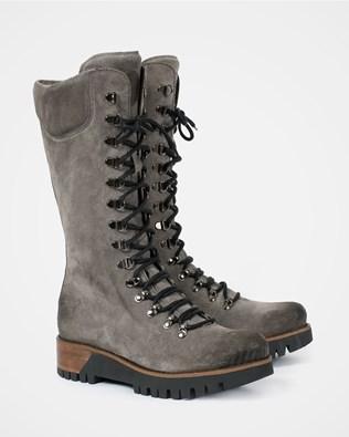 Wilderness Boots - Grey - Size 37 - 2713