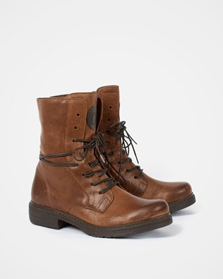 Derby Boot - Brown - Size 39 - 2590
