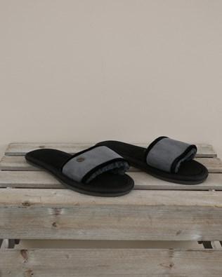 Bound Sliders - Size 8 - Dark Grey - 1214
