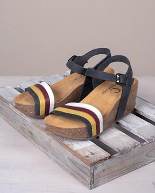Multi Strap Sandal
